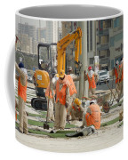 Foreign Workers - Manama Bahrain Coffee Mug