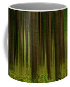 Forest Abstract01 Coffee Mug