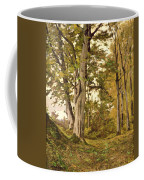 Forest At Fontainebleau Coffee Mug