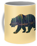 Forest Bear Coffee Mug