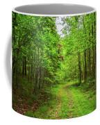 Forest Byway Coffee Mug