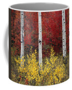 Forest Color Coffee Mug