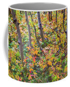 Forest Colors Coffee Mug