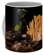 Forest Coral Fungi Coffee Mug