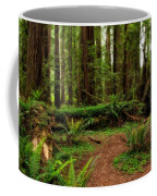 Forest Court Coffee Mug