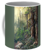 Forest Deep Coffee Mug