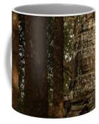 Forest Face Coffee Mug