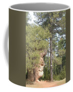 Forest Face Coffee Mug