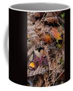 Forest Ferns Coffee Mug