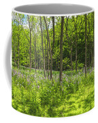 Forest Floor Dame's Rocket Coffee Mug