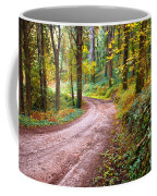 Forest Footpath Coffee Mug by Carlos Caetano
