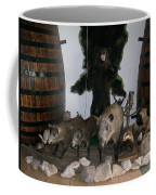 Forest Friendship Coffee Mug