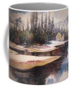 Forest Green Coffee Mug