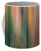 Forest Illusions -autumn Pastels Coffee Mug