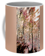 Forest In Autumn Coffee Mug