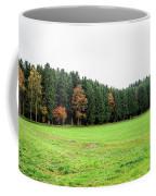 Forest In Bavaria Coffee Mug