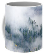 Forest In The Clouds Coffee Mug