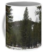 Forest Mountain Redux Coffee Mug
