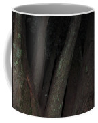 Forest Nightscape Coffee Mug