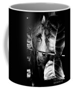 Forest Of The Labyrinth Lion Coffee Mug