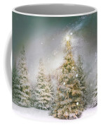 Forest Of Trees In Wintergreens Coffee Mug