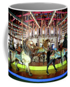 Forest Park Carousel Coffee Mug