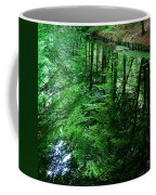 Forest Reflection Coffee Mug
