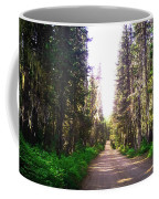 Forest Road Coffee Mug