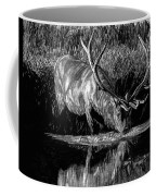 Forest Royal Bull Elk Coffee Mug