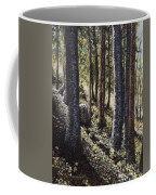 Forest Shadows Coffee Mug