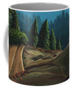 Forest Study Coffee Mug