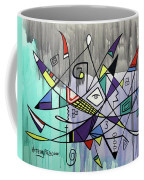 Forever  Hebrews 13-8 Coffee Mug
