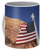 Forever May She Wave Coffee Mug