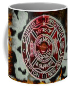 Forged In Fire - Cairns - Oil Coffee Mug