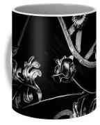 Forged Pattern Coffee Mug