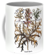 Forget-me-not & Acanthus Coffee Mug