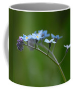 Forget-me-not 2 Coffee Mug