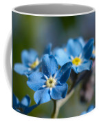 Forget -me-not 3 Coffee Mug