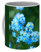 Forget -me-not 4 Coffee Mug