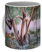 Forgotten Past Coffee Mug