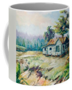 Forgotten Places II Coffee Mug