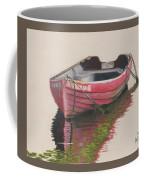 Forgotten Red Boat II Coffee Mug