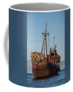 Forgotten Ship Wreck Coffee Mug