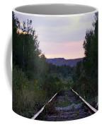 Forgotten Train Track Coffee Mug
