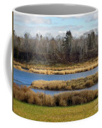 Fork In The River Coffee Mug