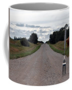 Fork In The Road Coffee Mug