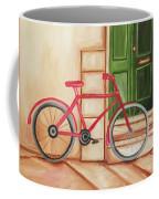 Forlorn Bike Coffee Mug