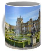 Formal Garden Blenheim Palace Coffee Mug by Joe Winkler