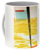 Forms Through Dawn Clouds Coffee Mug