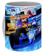 Formula 1 Race Coffee Mug